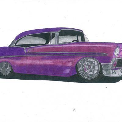 1130-Purple-Car